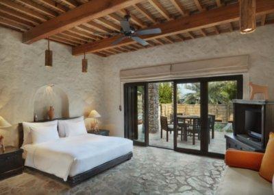 Zighy_Pool_Villa_ground_floor_master_bedroom