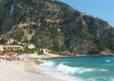 Turkey_08. Beach at LykiaWorld, Oludeniz, 210604_THUMB